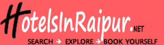 Hotels in Raipur Logo